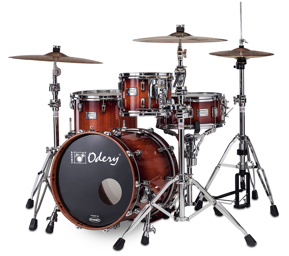 Nyatoh 18 Odery Custom Drums